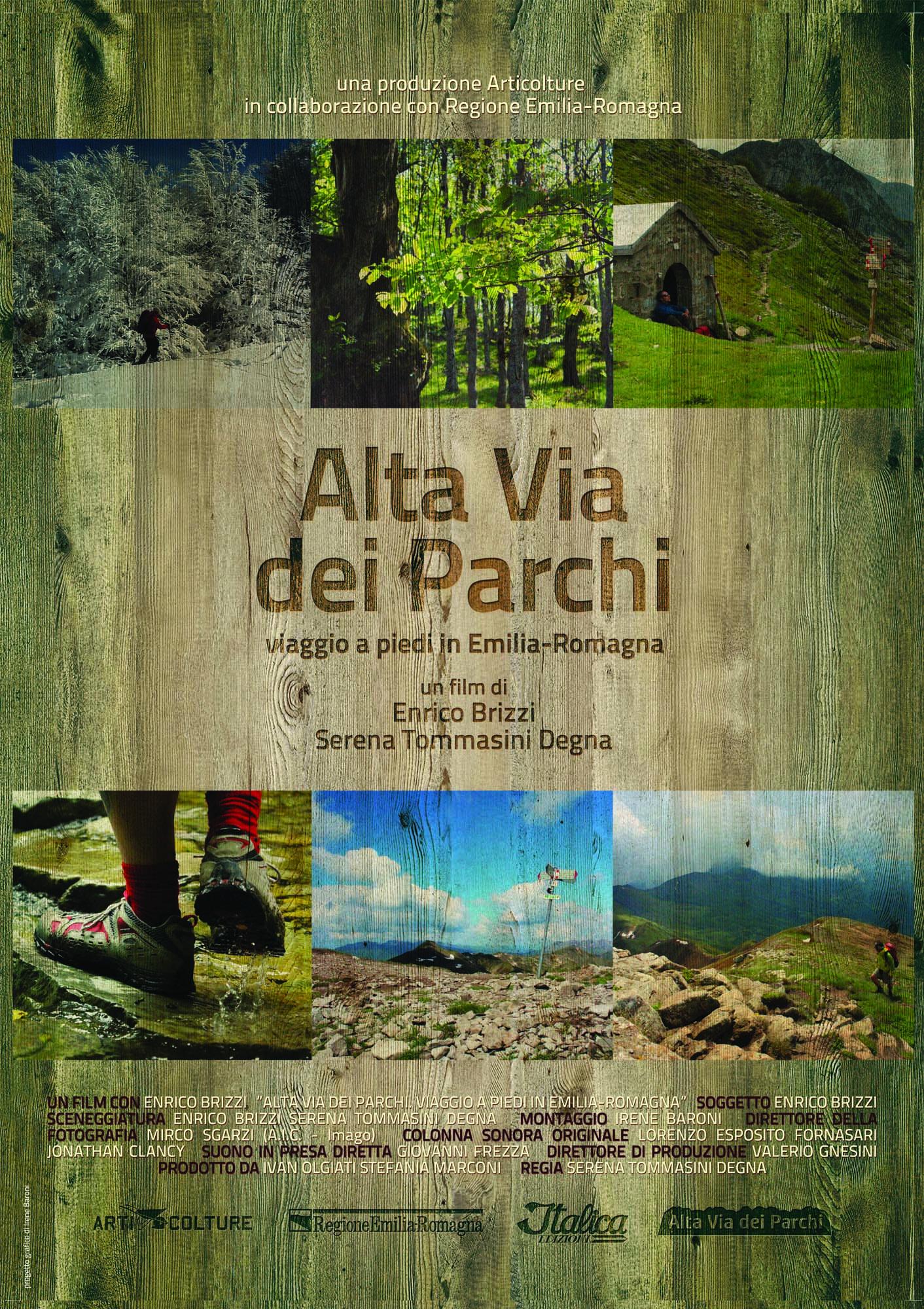 Alta Via dei Parchi (DocuCarpi 2018)