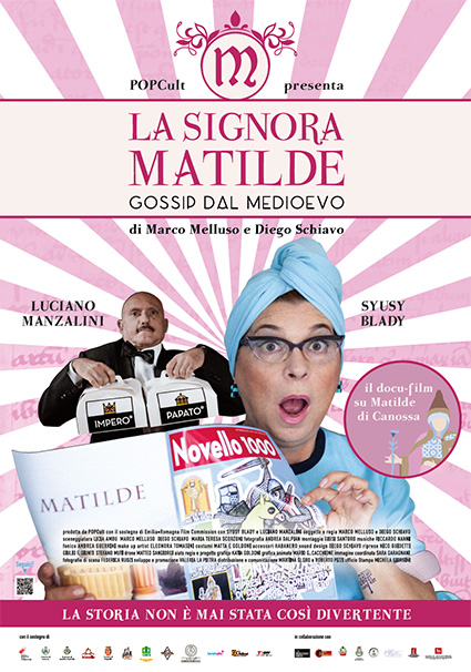 La Signora Matilde (DocuCarpi 2018)